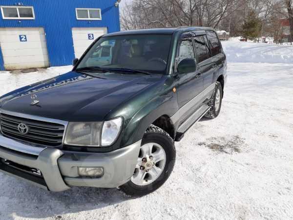Toyota Land Cruiser, 1999 год, 700 000 руб.