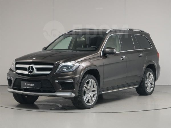 Mercedes-Benz GL-Class, 2014 год, 2 049 000 руб.