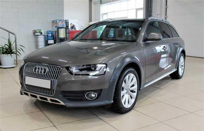 Audi A4 allroad quattro, 2014 год, 1 370 000 руб.