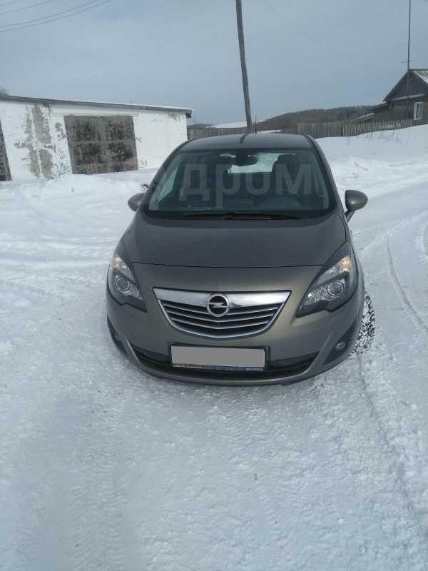 Opel Meriva, 2012 год, 430 000 руб.