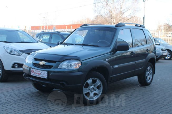 Chevrolet Niva, 2013 год, 349 500 руб.