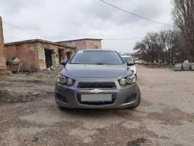 Севастополь Aveo 2013