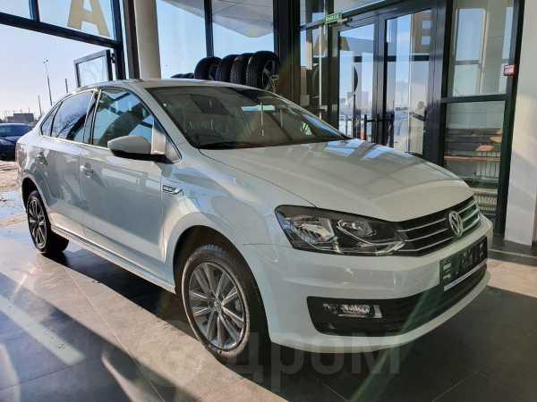 Volkswagen Polo, 2019 год, 799 900 руб.