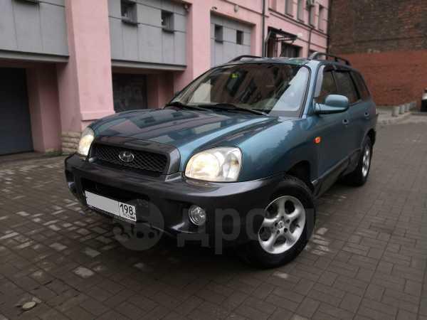 Hyundai Santa Fe Classic, 2001 год, 380 000 руб.