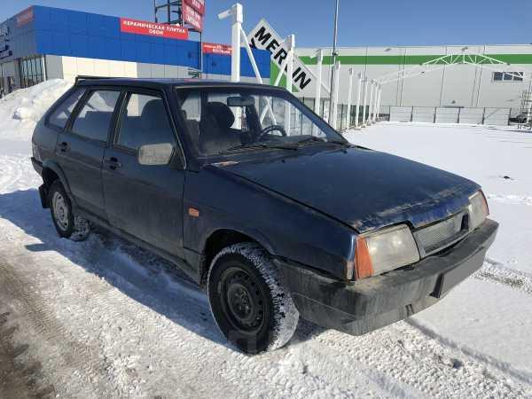 Лада 2109, 1996 год, 27 000 руб.