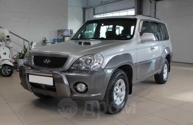 Hyundai Terracan, 2002 год, 399 000 руб.