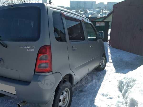 Suzuki Wagon R Solio, 2001 год, 175 000 руб.