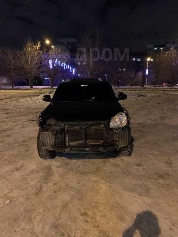 Porsche Cayenne, 2003 год, 390 000 руб.