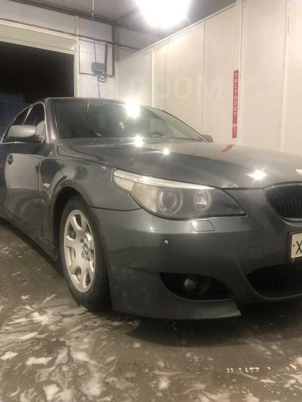 BMW 5-Series, 2004 год, 350 000 руб.