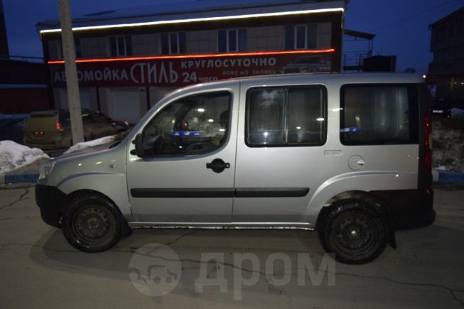Fiat Doblo, 2011 год, 380 000 руб.