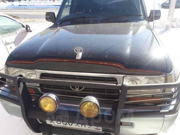 Toyota Land Cruiser, 1994 год, 605 000 руб.