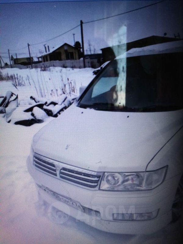 Mitsubishi Chariot Grandis, 2001 год, 250 000 руб.