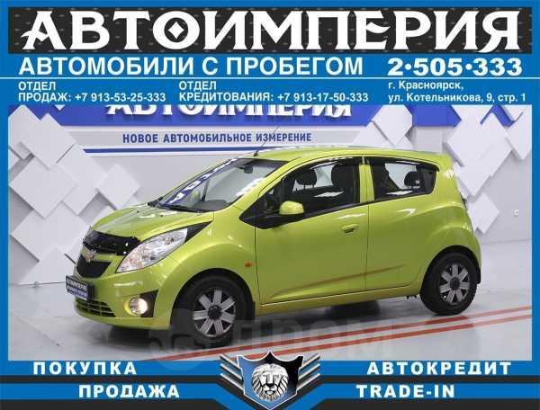 Chevrolet Spark, 2012 год, 358 000 руб.