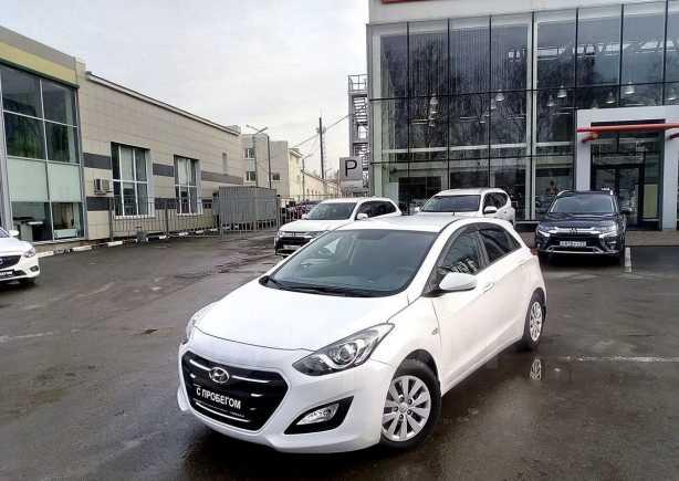 Hyundai i30, 2016 год, 655 000 руб.