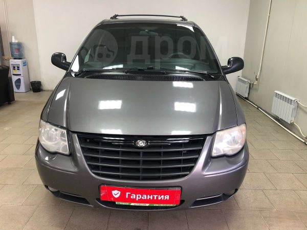 Chrysler Grand Voyager, 2005 год, 440 000 руб.