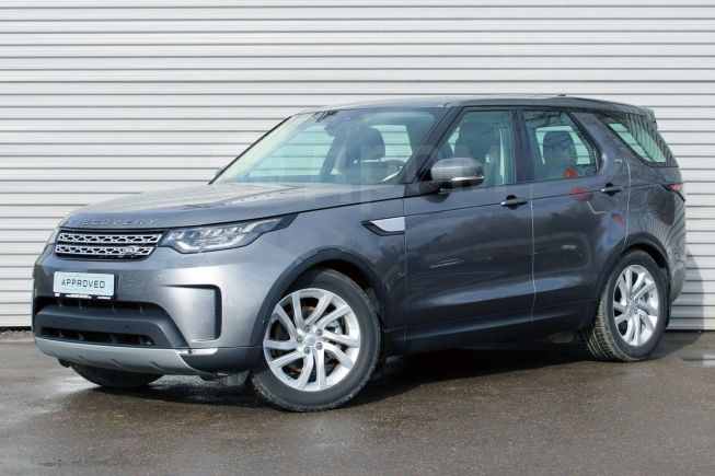 Land Rover Discovery, 2019 год, 4 610 000 руб.