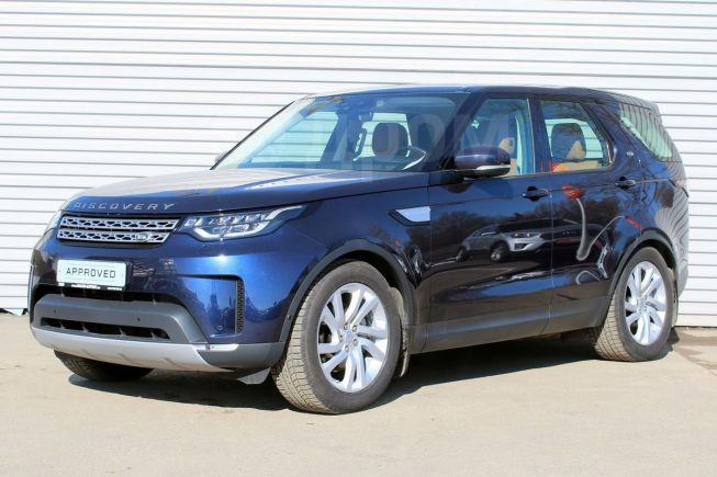Land Rover Discovery, 2019 год, 4 650 000 руб.