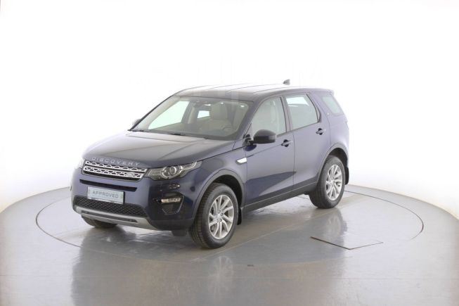 Land Rover Discovery Sport, 2019 год, 2 790 000 руб.