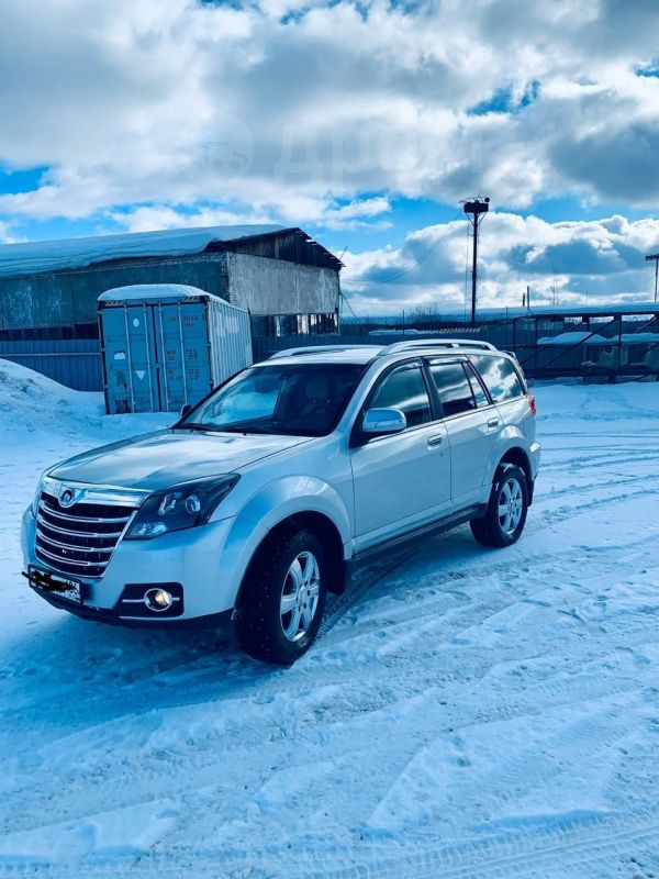 Great Wall Hover H3, 2014 год, 780 000 руб.