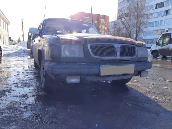 ГАЗ 3110 Волга, 1998 год, 39 000 руб.