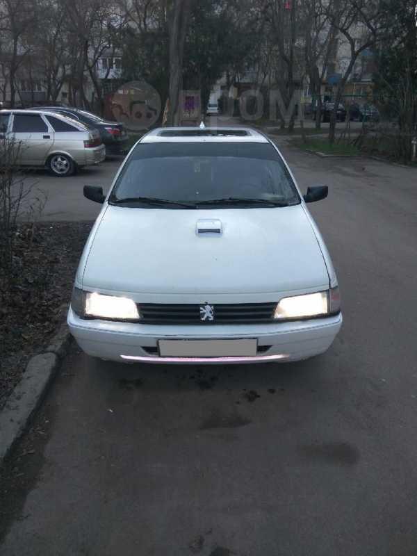 Peugeot 405, 1991 год, 60 000 руб.