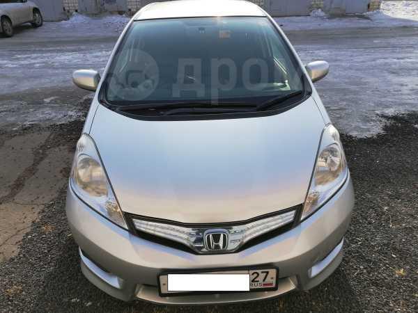 Honda Fit Shuttle, 2011 год, 515 000 руб.