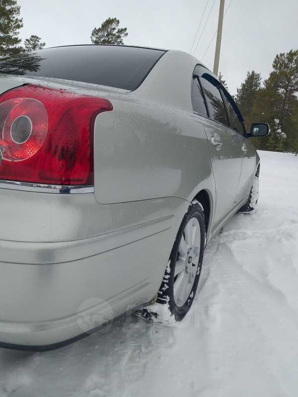 Toyota Avensis, 2007 год, 569 000 руб.