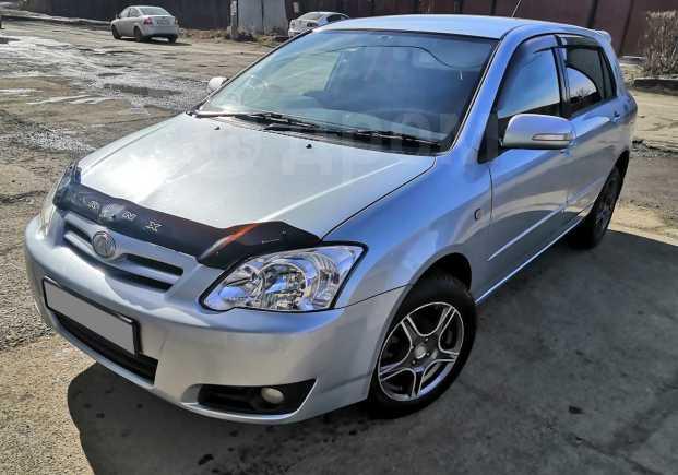 Toyota Corolla Runx, 2005 год, 390 000 руб.