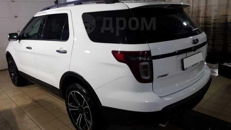Ford Explorer, 2015 год, 1 670 000 руб.