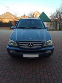 Краснодар M-Class 2004
