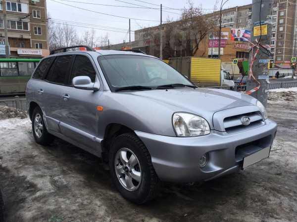 Hyundai Santa Fe Classic, 2007 год, 450 000 руб.