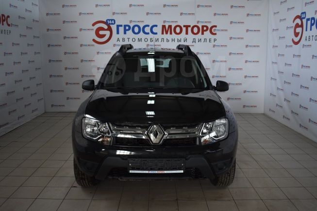 Renault Duster, 2017 год, 835 000 руб.
