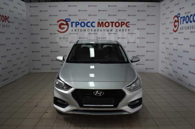 Hyundai Solaris, 2018 год, 705 000 руб.
