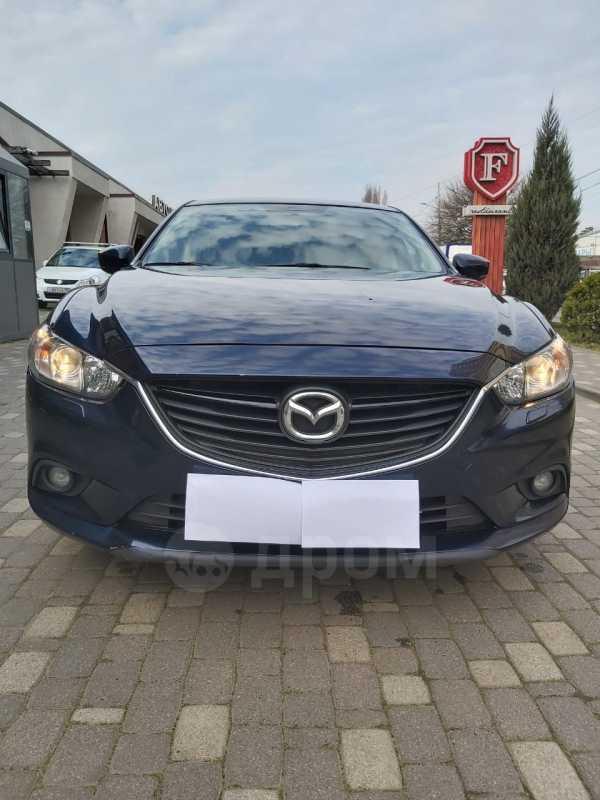 Mazda Mazda6, 2017 год, 1 350 000 руб.