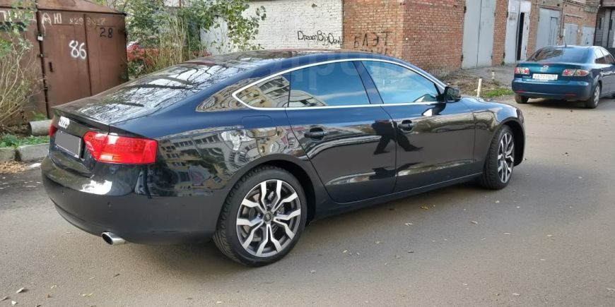 Audi A5, 2012 год, 920 000 руб.