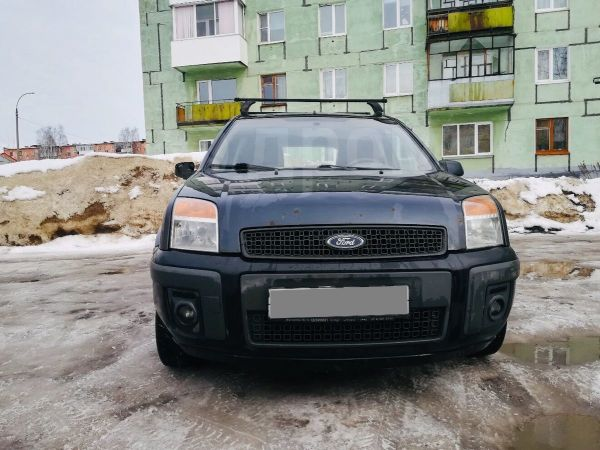 Ford Fusion, 2007 год, 160 000 руб.
