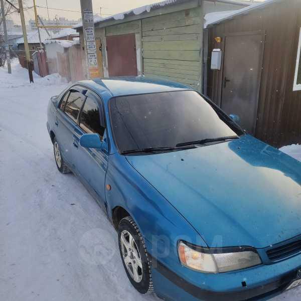 Toyota Carina E, 1996 год, 145 000 руб.