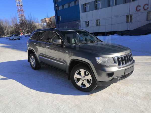 Jeep Grand Cherokee, 2011 год, 1 200 000 руб.