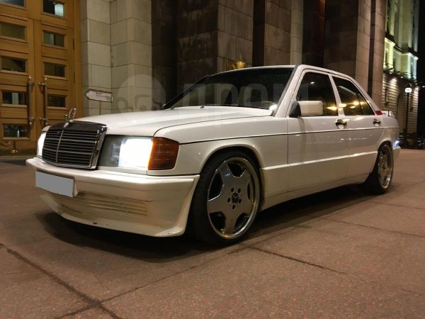 Mercedes-Benz 190, 1987 год, 499 999 руб.