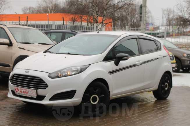 Ford Fiesta, 2015 год, 409 500 руб.