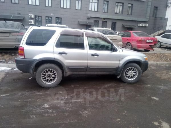 Ford Escape, 2003 год, 350 000 руб.