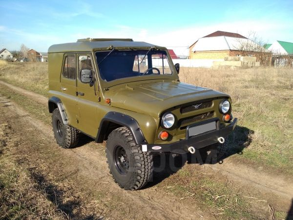 УАЗ 469, 1983 год, 185 000 руб.