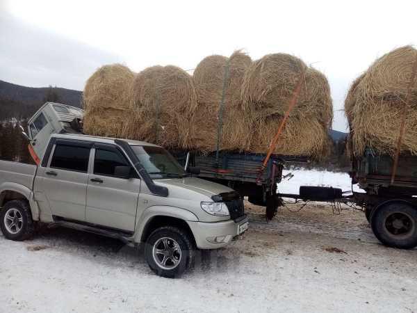 УАЗ Пикап, 2011 год, 290 000 руб.