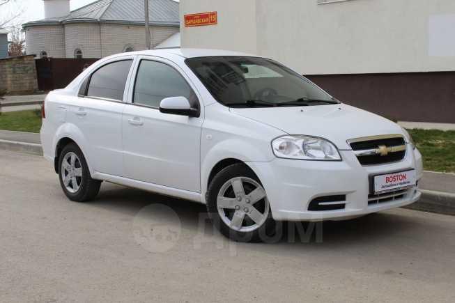 Chevrolet Aveo, 2011 год, 349 900 руб.