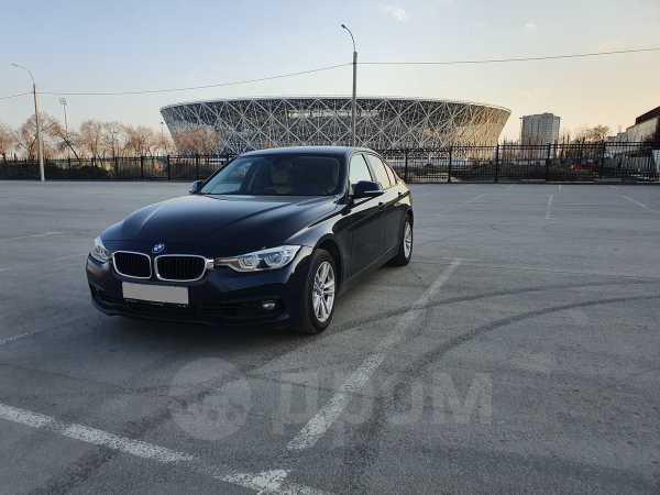 BMW 3-Series, 2017 год, 1 304 000 руб.