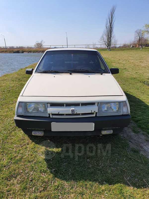 Лада 2109, 1991 год, 80 000 руб.