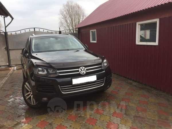 Volkswagen Touareg, 2010 год, 1 100 000 руб.