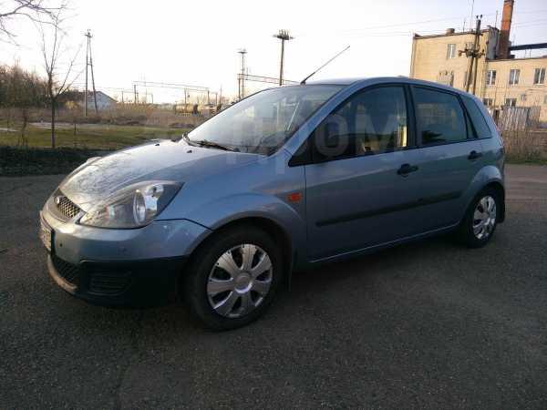 Ford Fiesta, 2006 год, 210 000 руб.