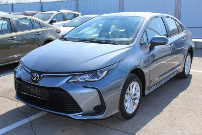 Toyota Corolla, 2020 год, 1 520 174 руб.