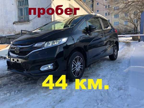 Honda Fit, 2019 год, 780 000 руб.